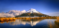Mt. Taranaki Reflection #2