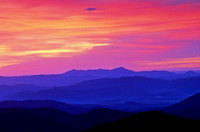 Blue Ridge Sunrise, NC