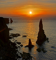 Stacks of Duncansby #3