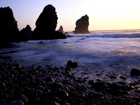 Big Sur Coast Sunset #1