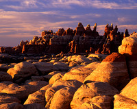 Needles District Sunset, Canyonlands National Park
