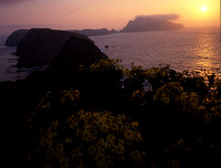 Anacapa Island Sunset