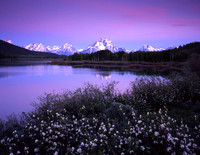 Oxbow Bend Sunrise, Wyoming